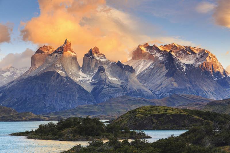 6. Патагония, Чили и Аргентина вай фай, интернет, отдых