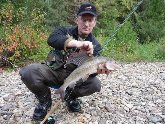 рыбалка нате колыме фото