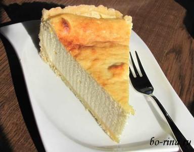 Творожный пирог «Käsekuchen»