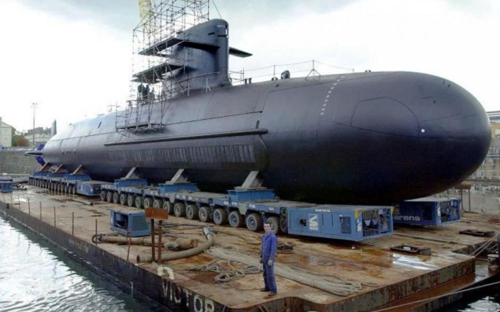 Продолжается триллер о взятках и убийствах в ходе поставок подводных лодок Малайзии