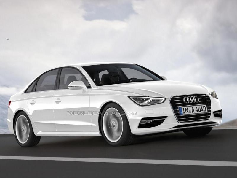 Новая Audi A4 появится чуть позже, чем планировалось
