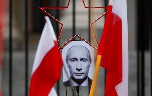 Польша хочет разорвать соглашение Россия-НАТО