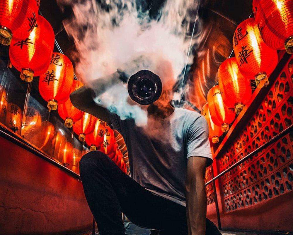 Курение электронных сигарет опасно для подростков