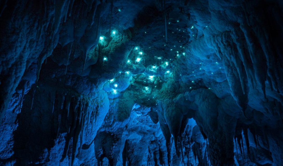 Самая удивительная пещера мира