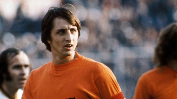 Футбольные легенды: Йохан Кр…