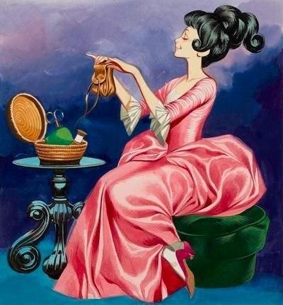 Как вязать в три нити с одного мотка и другие секреты вязания