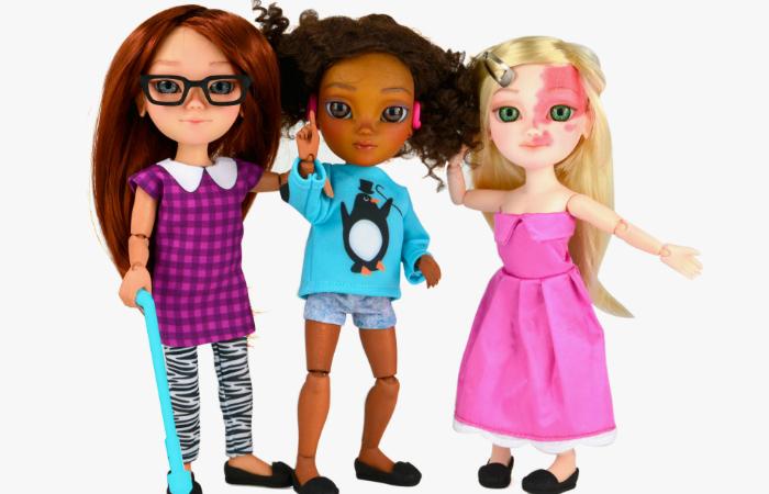 """Куклы для """"особенных детей"""""""