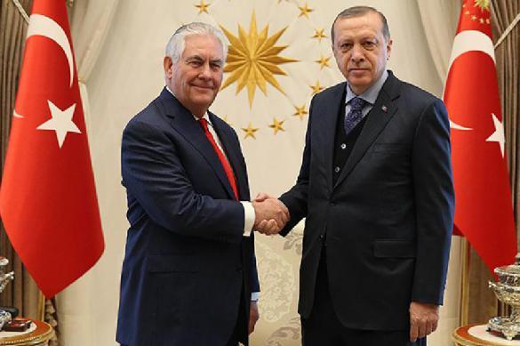 Эрдоган обогнал Путина на пути к Красному морю