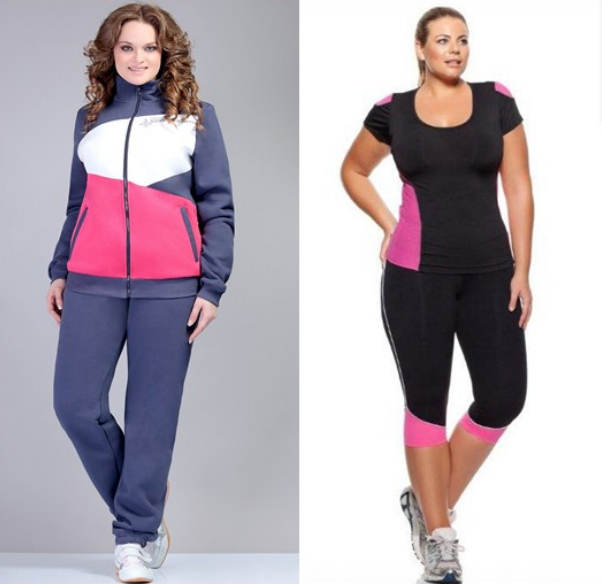 Спортивная Одежда Для Женщин