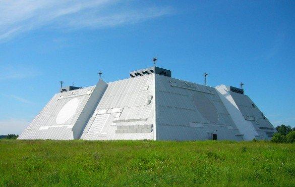 Противоракетный щит Москвы: советский проект будет модернизиован.