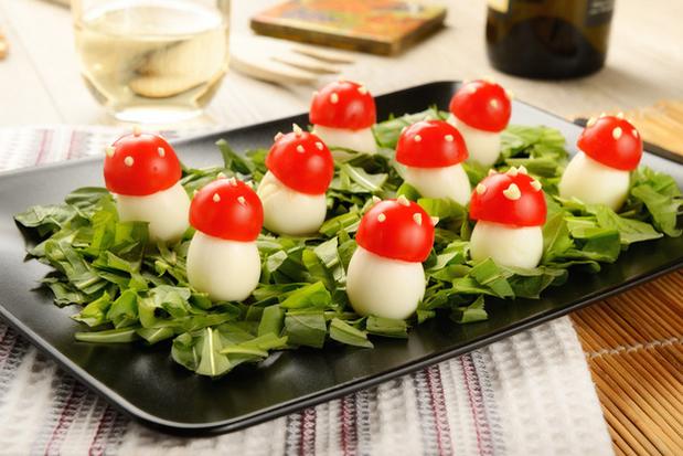 Блюда из перепелиных яиц рецепты