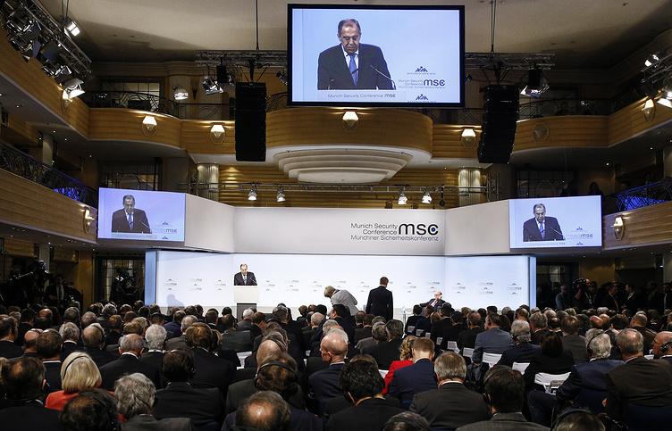 Мюнхенская конференция по бе…