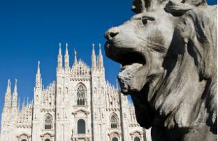 Бюджетно до Милана