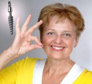 методики имплантации зубов