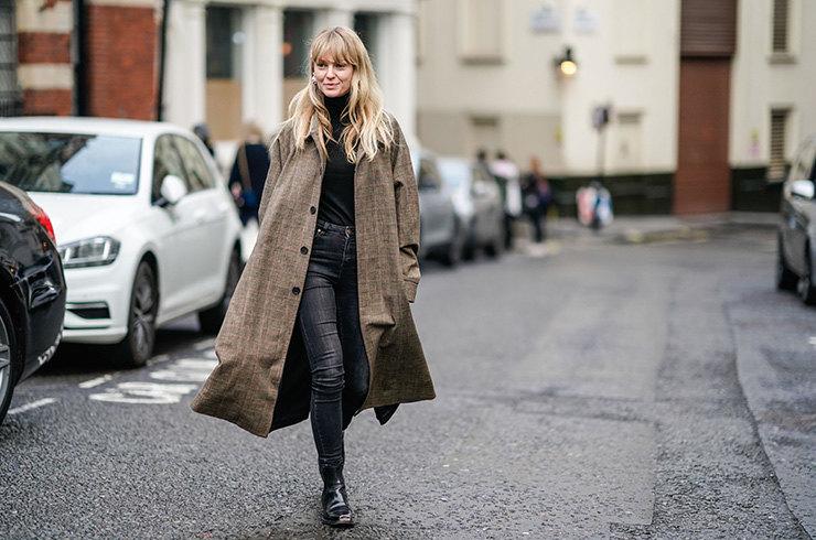 3 причины не застегивать пальто