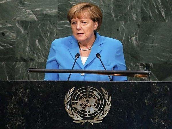 Немецкий реваншизм набирает обороты. Меркель захотела стать членом СБ ООН