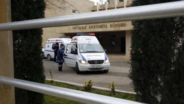 Взрыв вкафе Баку: двое погибших