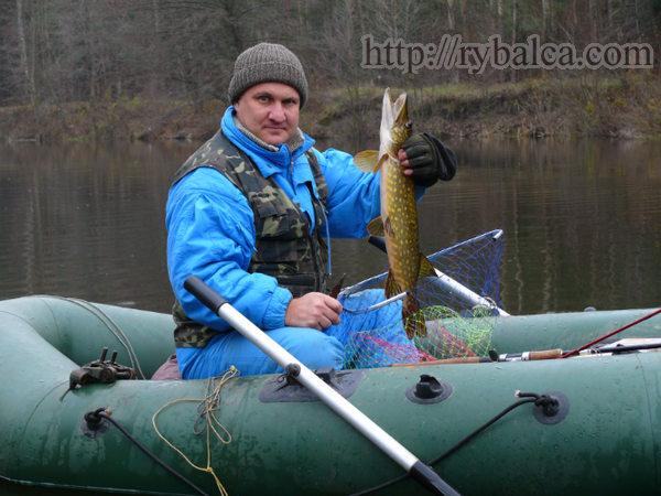 рыбалка в марте на блесну