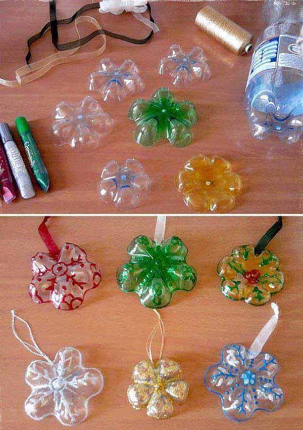 Как сделать игрушку своими руками из пластиковой бутылки
