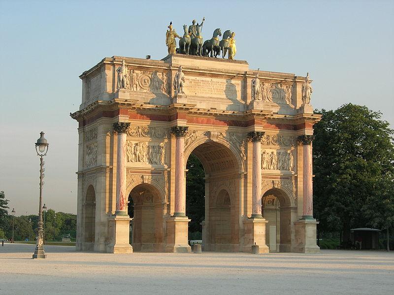 File:Arc de Triomphe du Carrousel 2006.jpg
