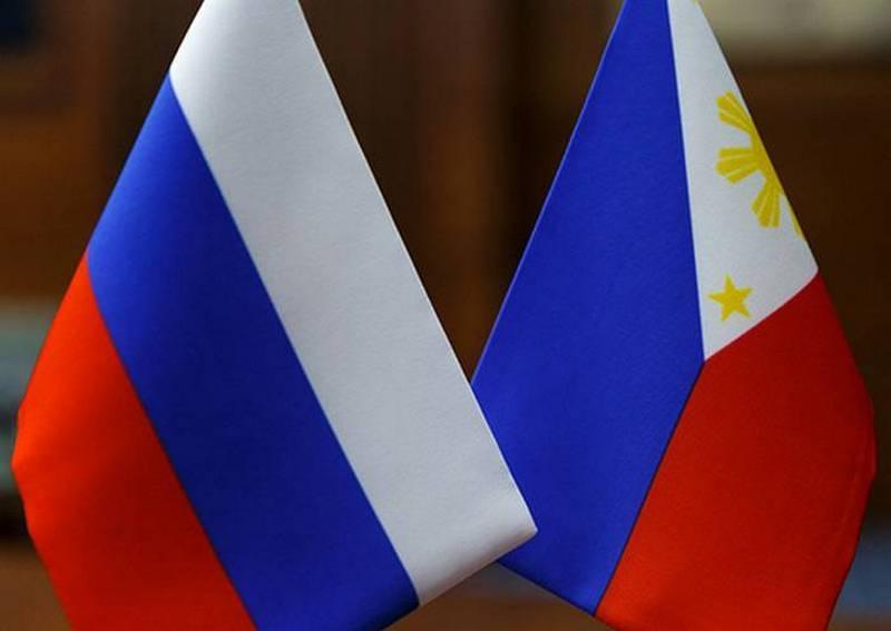 Соглашение о ВТС между Россией и Филиппинами вступило в силу