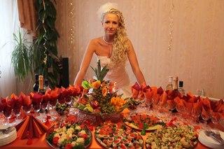 Что приготовить на встречу жениха и невесты