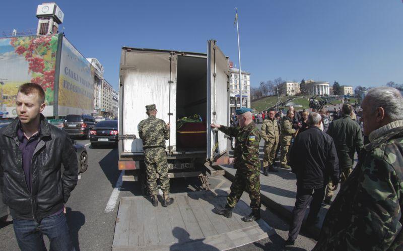 Украинские СМИ о самоубийствах в армии