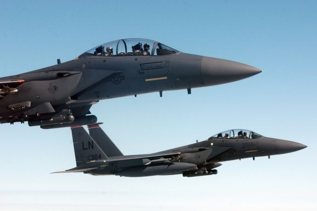 НАТО начала патрулировать небо над Черногорией