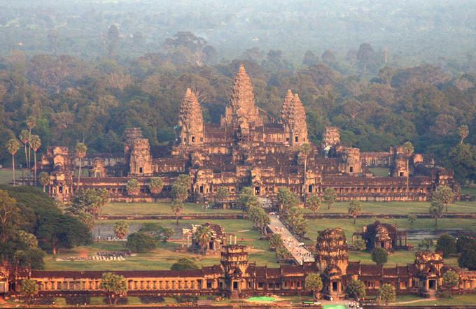 11 величайших городов прошлого, которые хочется посетить
