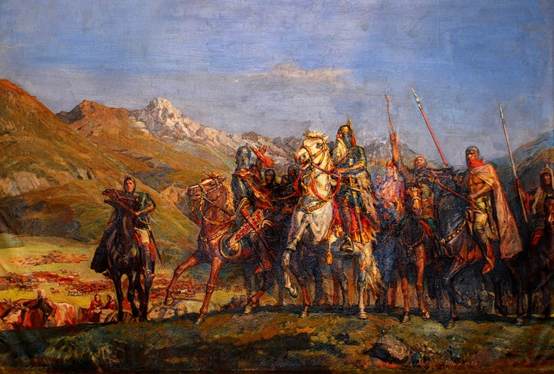 Культурное наследие великого народа аланов