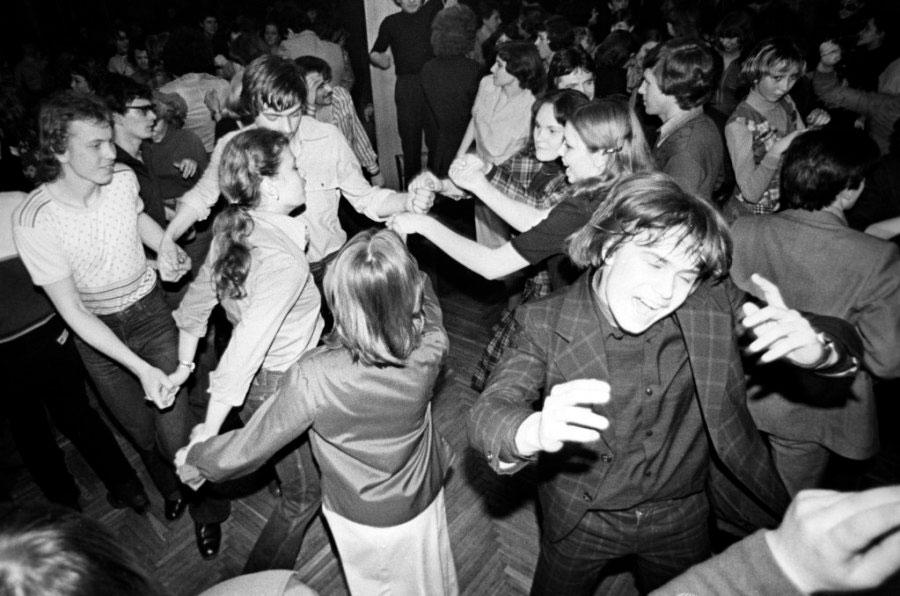 Какие танцы вСССР были подзапретом
