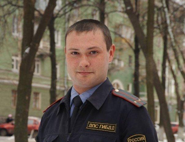 Олег Меледин спас из огня во…
