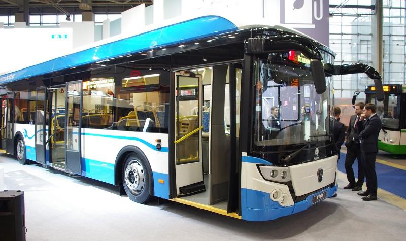 1 сентября в Москве появятся первые электробусы