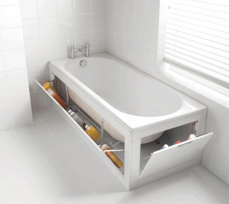 Каждый наш день начинается и заканчивается в ванной...