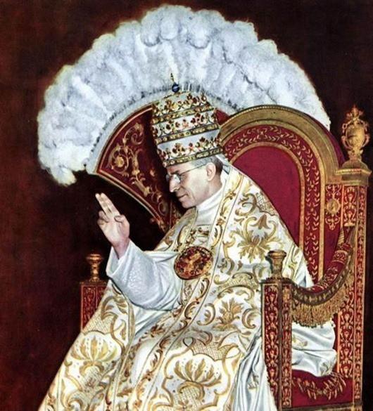 Непогрешимость папы Каталицизм, православие, святые
