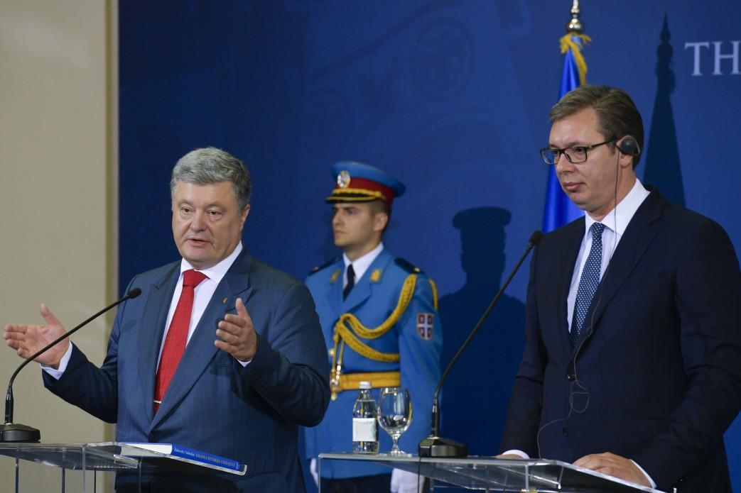 Петру сорвало тормоза: президент Сербии поймал Порошенко на лжи