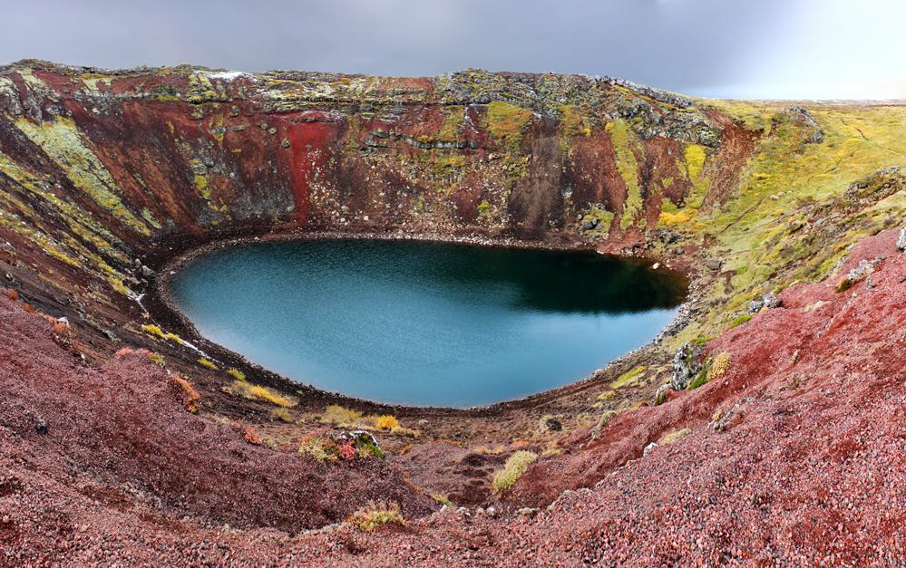Кериз, Исландия