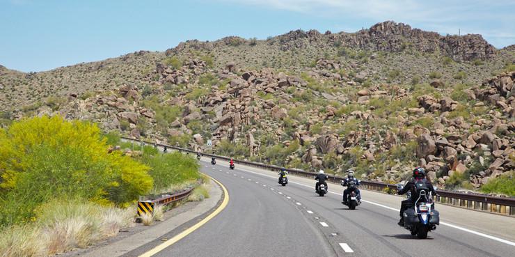 Route 66 — путешествие по США на Yamaha  - Фото 3