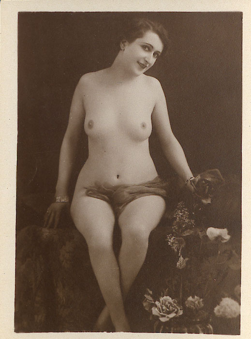 эротическое фото прошлого века
