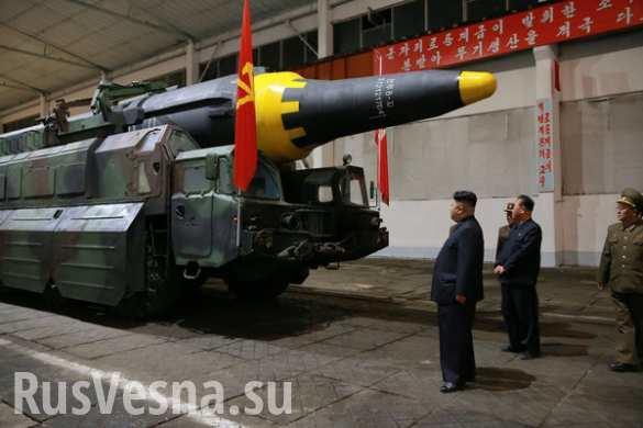 Скандал века: США обвиняют Украину в помощи Северной Корее в создании ядерных ракет!