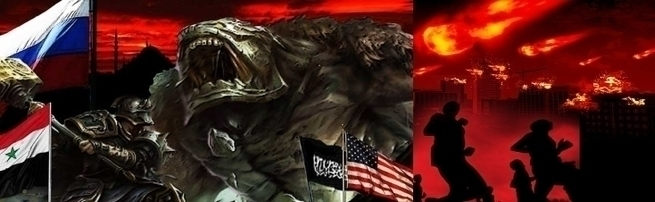 Русские в Сирии — единственн…