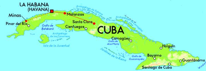 Кубинцы отвесили пощечину СШ…