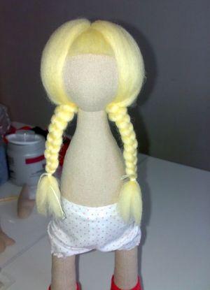Одежда для кукол снежка