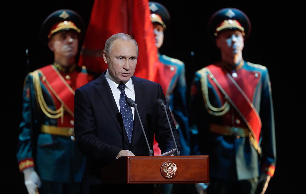 Путин призвал передать правду о блокаде Ленинграда будущим поколениям