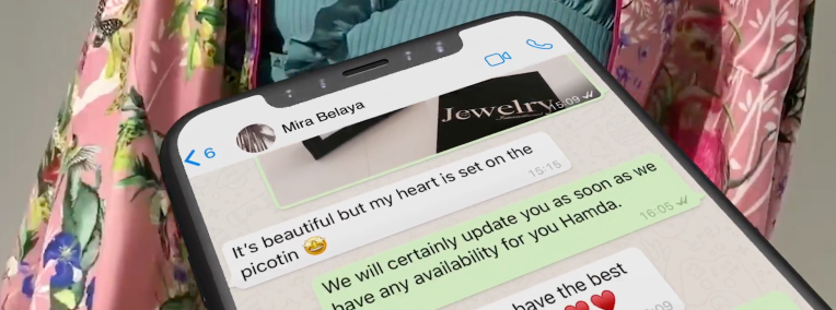 Threads raises $20M for its luxury goods 'boutique' that exists only in messaging apps
