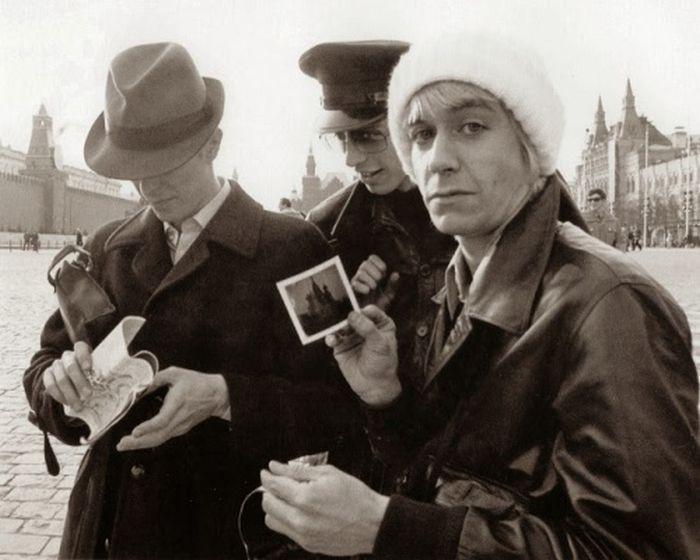 в 1976 году Увидеть, история, фото