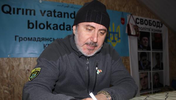 Ленур Ислямов озвучил план завоевания российского Крыма