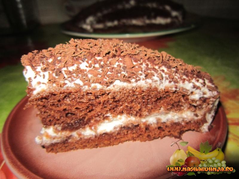 Рецепт быстро и просто торт