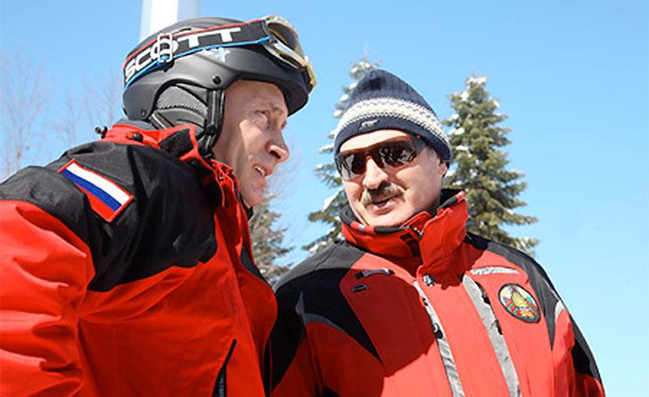 Путин и Лукашенко проведут переговоры в Сочи 13 февраля