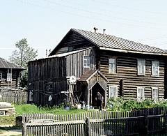 Дом настоятеля Никольской церкви иеромонаха Варсонофия